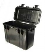 Пластиковый кейс Zarges Peli Case 18 л с делителем 46732