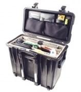Пластиковый кейс Zarges Peli Case 33,6 л с делителем 46722