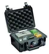 Пластиковый кейс Zarges Peli Case 1,8 л с пеноматериалом 46801