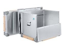 Алюминиевый складной ящик Zarges Retour 45070
