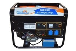 Электробензогенератор GG55E