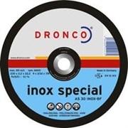 Отрезной круг по металлу Dronco AS 30 Inox special 125 мм 1121906