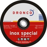 Отрезной круг по металлу Dronco AS 60 V Inox 125 мм