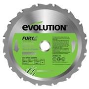 Многоцелевой пильный диск Evolution FURY BLADE 185 MULTI