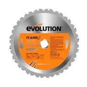 Многоцелевой пильный диск Evolution RAGE BLADE 210 MULTI