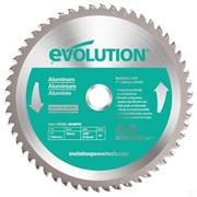 Пильный диск по алюминию Evolution EVO BLADE AL 180
