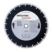 Диск отрезной алмазный Evolution RAGE BLADE DIAMOND 305