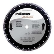 Диск отрезной алмазный Evolution RAGE BLADE DIAMOND 355