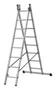 Алюминиевая двухсекционная лестница Elkop 2x8 TK_VHRT2X8