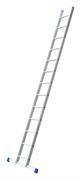 Алюминиевая приставная лестница Elkop 18 ступеней HK_VHR1X18