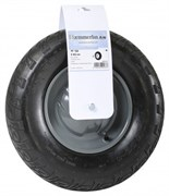 Колесо надувное для тачки Haemmerlin PF154 400 мм