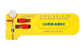 Инструмент для снятия изоляции Jokari PWS-Plus 001 JK 40024