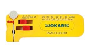 Инструмент для снятия изоляции Jokari PWS-Plus 003 JK 40026