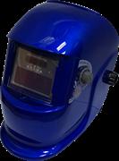 Сварочная маска Brima Mega Хамилеон (НА-1110o) синяя в коробке