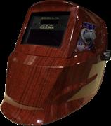Сварочная маска Brima Perfect Хамелеон (НА-1113а) бордо в коробке
