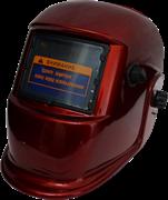 Сварочная маска Brima Best Top-1 Хамелеон (НА-529c2) красная в коробке