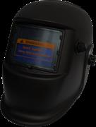 Сварочная маска Brima Top-1 Хамелеон (НА-529c2) черная матовая в коробке