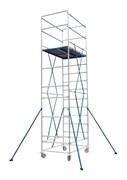 Алюминиевая вышка-тура ВРПА-03 6,3 м