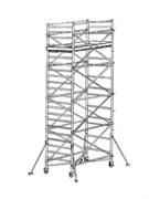 Стальная вышка-тура ВРПС-02 7,9 м