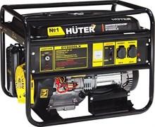 Бензиновый генератор Huter DY8000LX