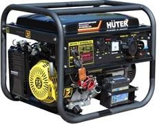 Бензиновый генератор Huter DY8000LXA (с АВР)
