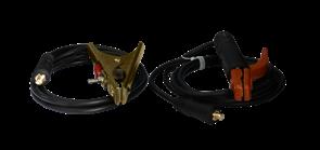 Комплект к аппаратам Brima ARC (до 200А) ЭД и КЗ с кабелем 4м