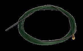 Направляющий канал Brima 0,8-1,0 (зеленый) 4,5м