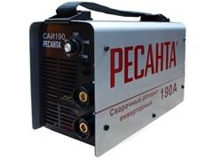Инверторный сварочный полуавтомат Ресанта САИ 190