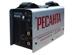 Инверторный сварочный полуавтомат Ресанта САИ 220
