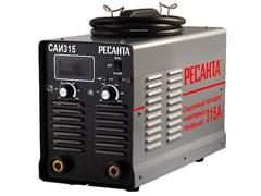 Инверторный сварочный полуавтомат Ресанта САИ 315