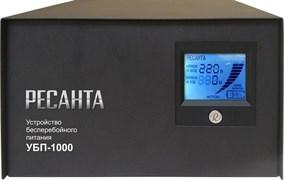 Устройство бесперебойного питания Ресанта УБП-1000