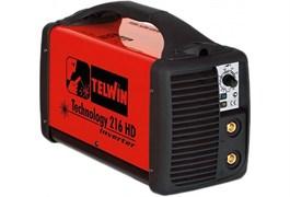 Сварочный инвертор Telwin TECHNOLOGY 216 HD 230V
