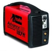 Сварочный инвертор Telwin ADVANCE 187 MV/PFC 100-240V