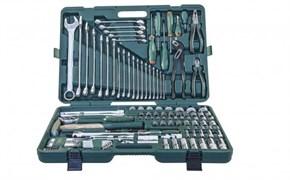 """Универсальный набор инструмента Jonnesway, 1/2"""", 1/4""""DR, 127 предметов S04H524127S"""
