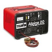 Зарядное устройство Telwin ALPINE 20 BOOST 230V 50/60HZ 12-24V