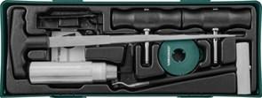 Набор инструментов Jonnesway для демонтажа лобовых стекол в ложементе AB10001SP