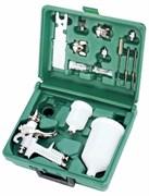 Пневматический краскопульт JA-6111 с аксессуарами 15 предметов Jonnesway JA-6111K
