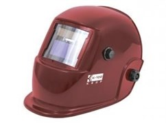 Сварочная маска Кедр К-102 (в разобр. виде) красная