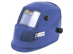 Сварочная маска Кедр К-304 (в разобр. виде) синяя