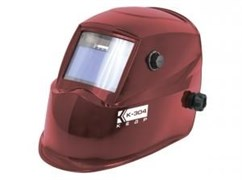 Сварочная маска Кедр К-304 (в разобр. виде) красная