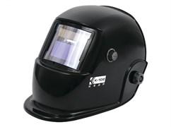 Сварочная маска Кедр К-102 (собранная) черная