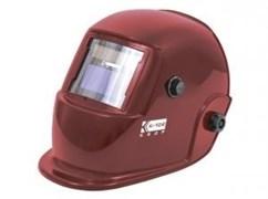 Сварочная маска Кедр К-102 (собранная) красная