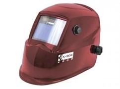 Сварочная маска Кедр К-304 (собранная) красная