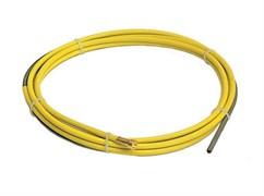 Направляющий канал Кедр (1,2–1,6) 4,4 м желтый