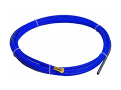 Тефлоновый направляющий канал Кедр (0,6–0,8) 5,5 м синий