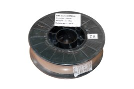 Омеднённая проволока ТСС 0,8 мм / 5 кг, ER70S-6