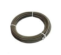Прочистная спираль ROTORICA 13 мм х 15м с соединением 22мм