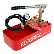 Ручной опрессовочный насос ROTORICA Rotor Test ECO