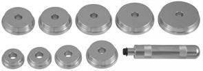 Комплект для установки подшипников и сальников Jonnesway 10 предметов AN010008