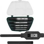 Набор конических спиральных экстракторов с держателем, 7 предметов Jonnesway AG010110